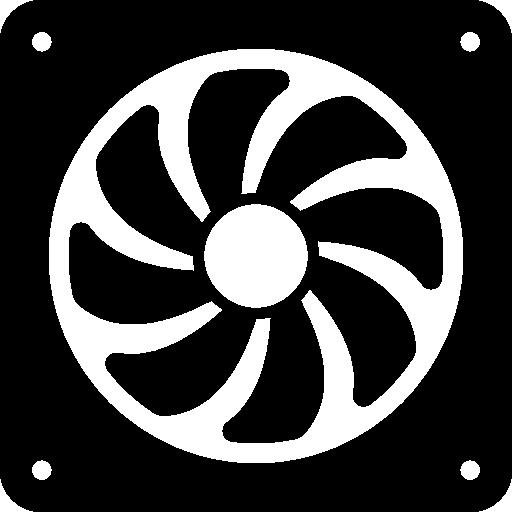 Big Electric Fan  free icon