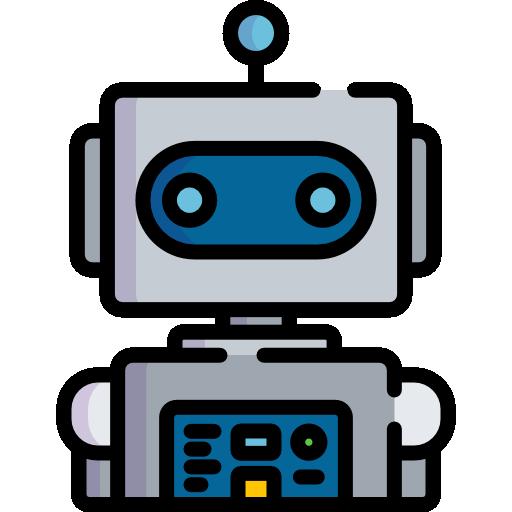 robot  icono gratis