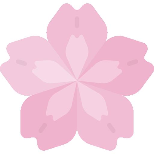 flor de cerezo  icono gratis