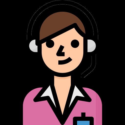 Customer service  free icon