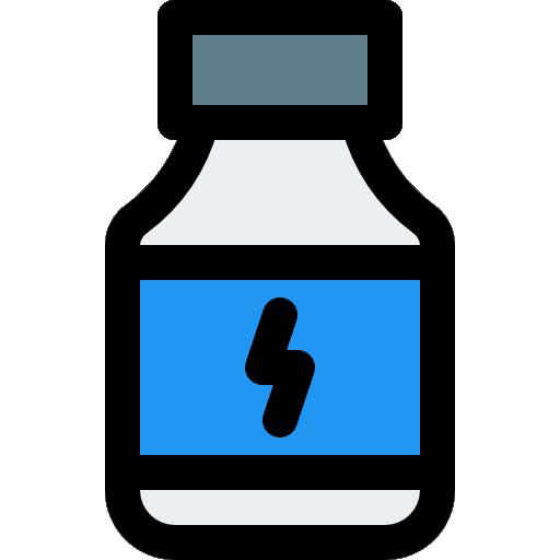 proteína en polvo  icono gratis
