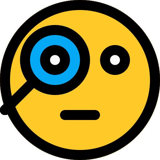 curioso  icono gratis