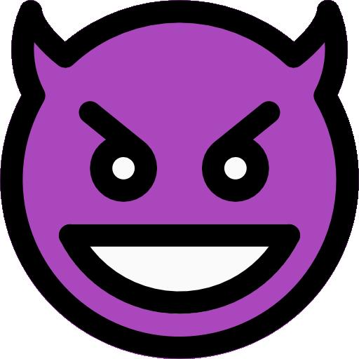 diablo  icono gratis