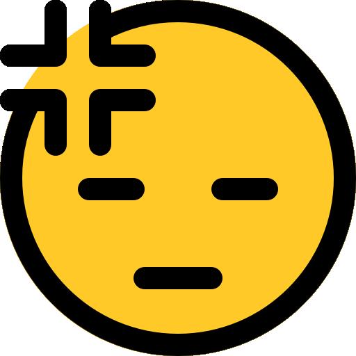 cansado  icono gratis