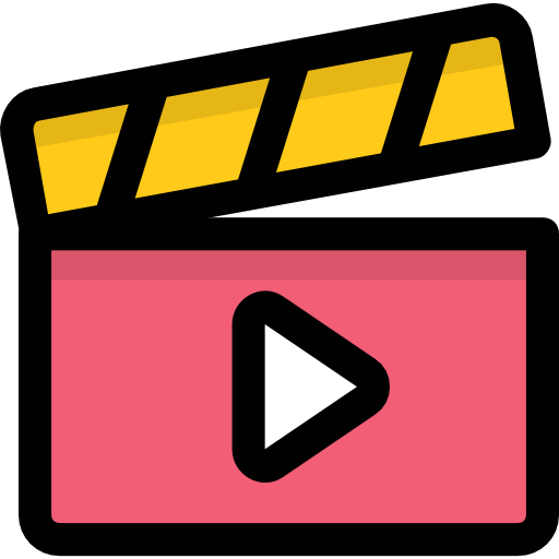 Video player  free icon