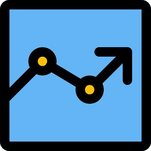 analítica  icono gratis