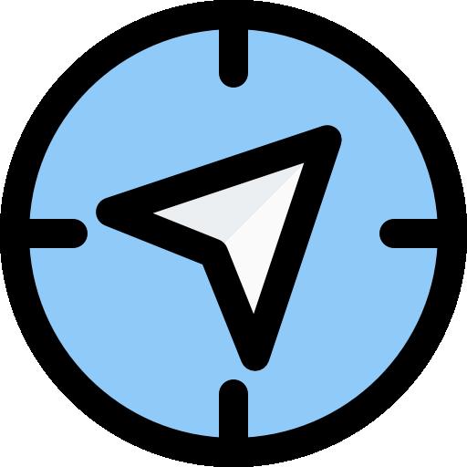 navegación  icono gratis
