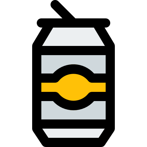 lata de cerveza  icono gratis