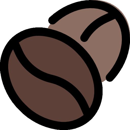 granos de café  icono gratis