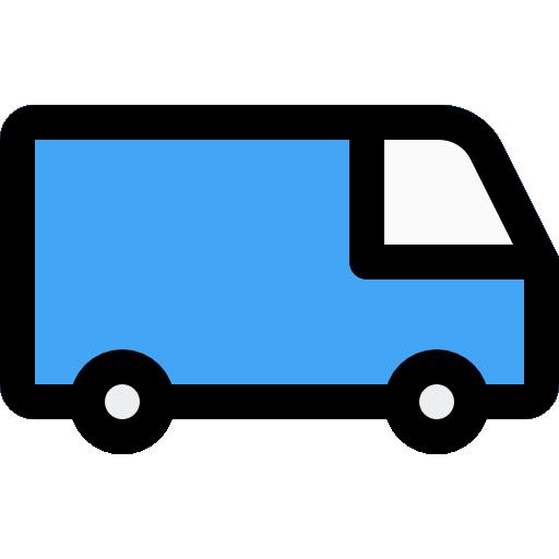 camioneta  icono gratis