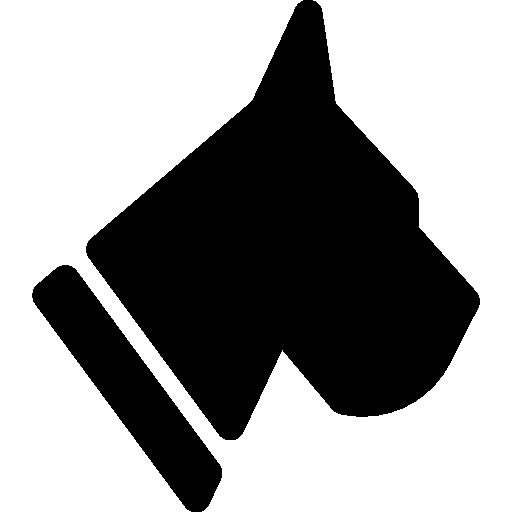 BoxerHead  free icon