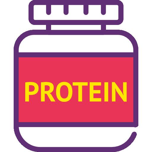 protéines  Icône gratuit