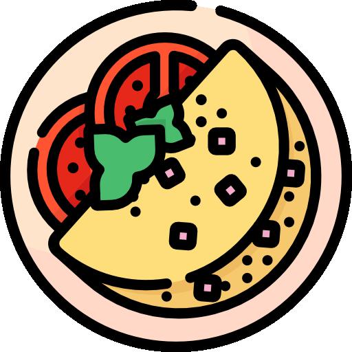 masala papad  icono gratis