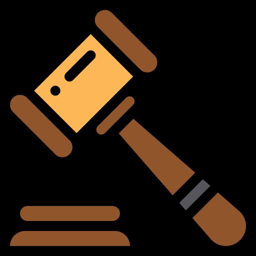 Auction  free icon
