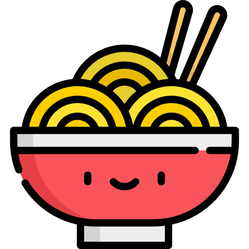 macarrão  grátis ícone