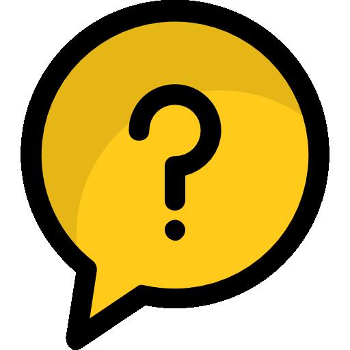 preguntas más frecuentes  icono gratis