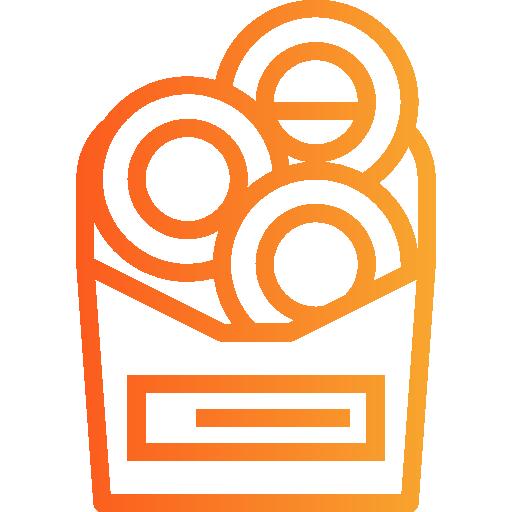Луковые кольца  бесплатно иконка