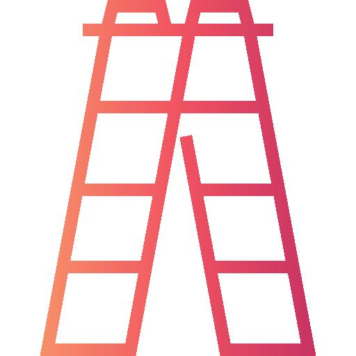 Лестница  бесплатно иконка