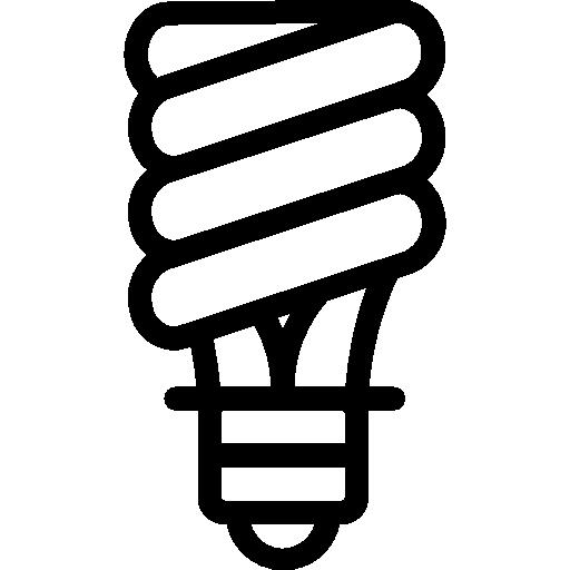 ampoule eco  Icône gratuit