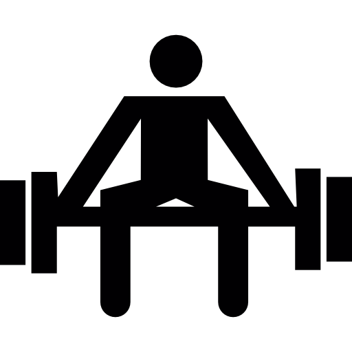 Olympic Weightlifting   free icon