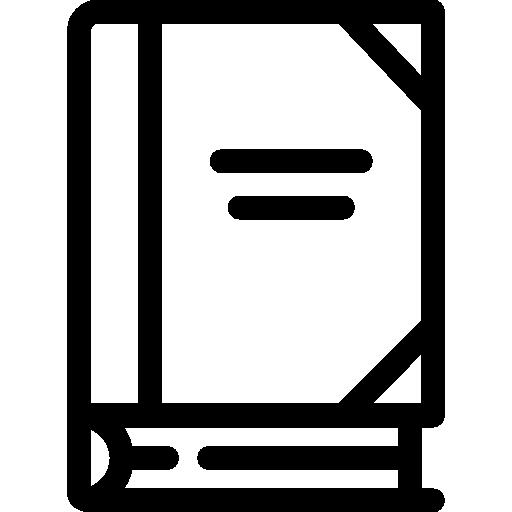 Закрытая книга  бесплатно иконка