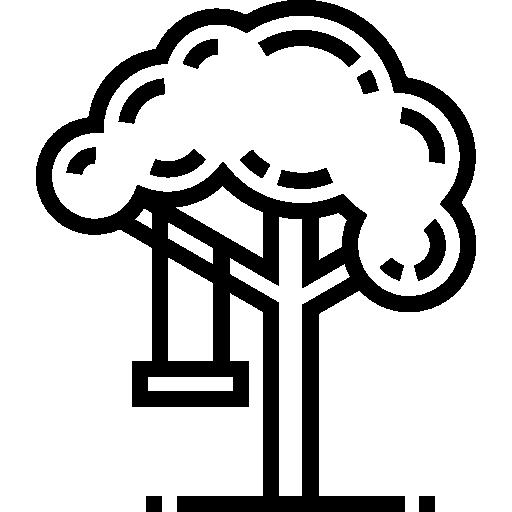 columpio  icono gratis