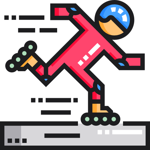 Skating  free icon