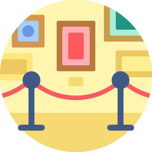 Exhibition  free icon