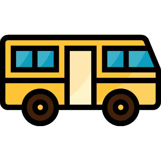 Bus  free icon