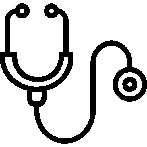 청진기  무료 아이콘