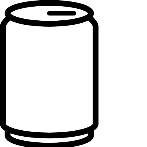 Open Can  free icon