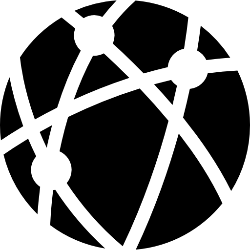 Global Networking  free icon