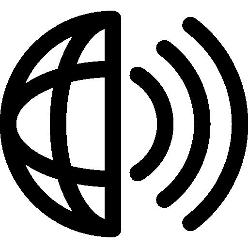 technologie sans fil  Icône gratuit
