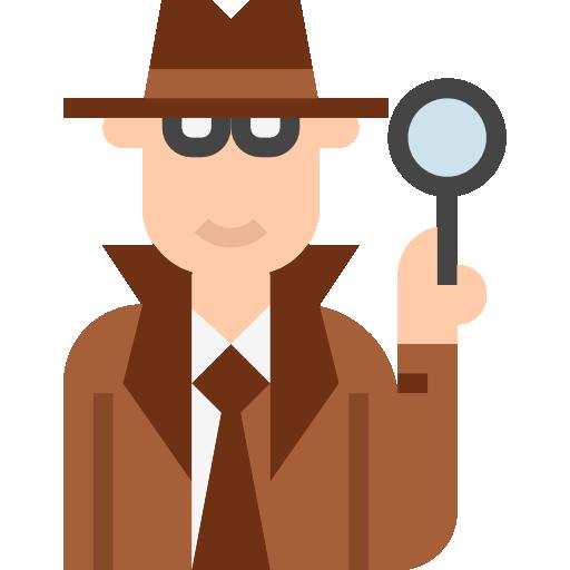 Detective  free icon