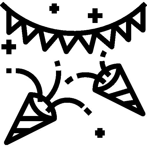 Party  free icon