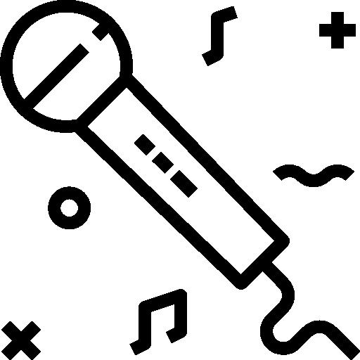 Микрофон  бесплатно иконка