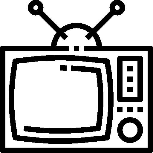 Television  free icon