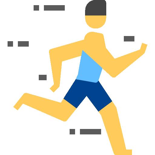 Runner  free icon