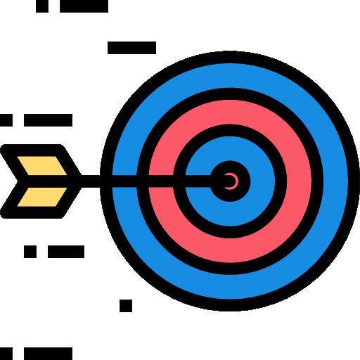 Bullseye  free icon