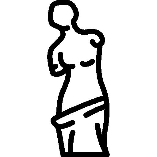 Milo Venus  free icon