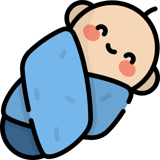 bebé  icono gratis