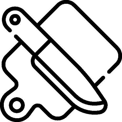Доска для кухни  бесплатно иконка