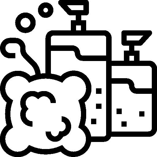 savon  Icône gratuit