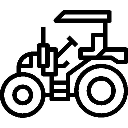 trator  grátis ícone