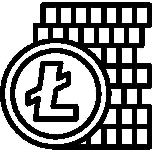 Litecoin  free icon