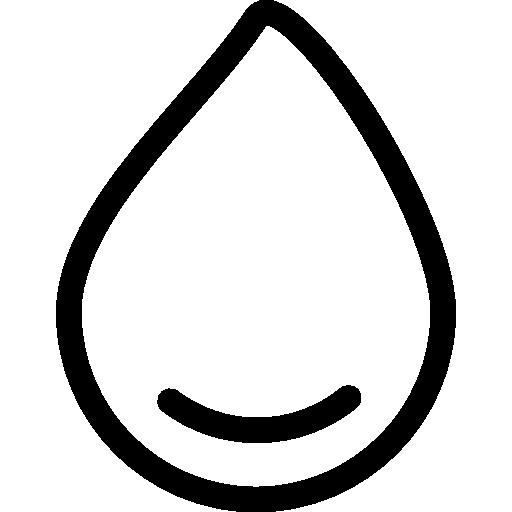 Big Drop of Water  free icon