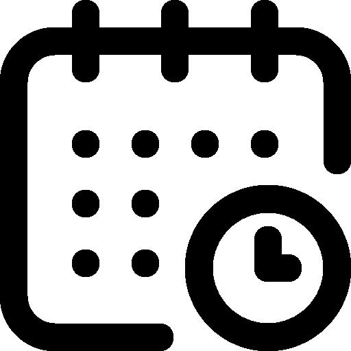 calendario  icono gratis