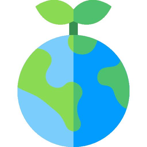 planeta tierra  icono gratis