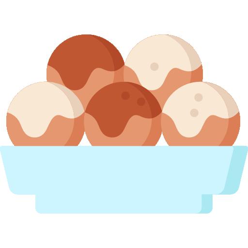 Takoyaki  free icon