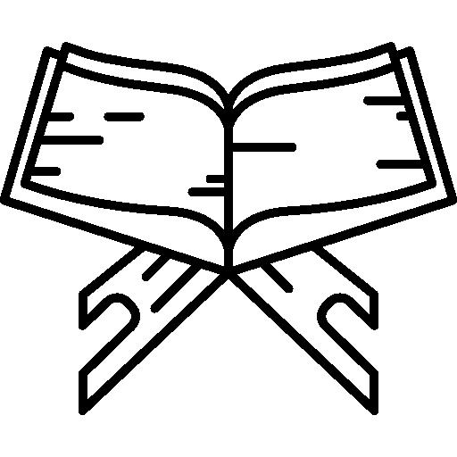 Quran rehal  free icon
